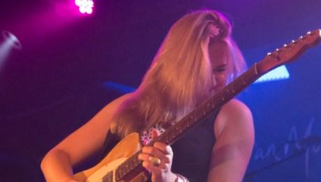 Photo Credit: Lara Fullerton. Joanne Shaw Taylor, live at the Òran Mór, Glasgow, 29 September 2015