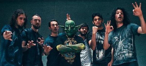 New Band of the Day: Nekrogoblikon