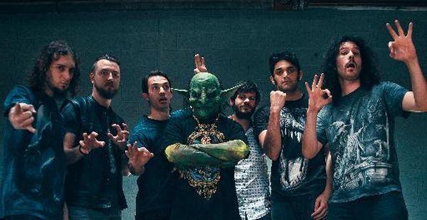 New Band of the Day: Nekrogoblikon