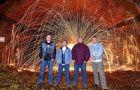 Line of Fire launch Pledge campaign for debut album