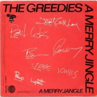 The Greedies - A Merry Jingle