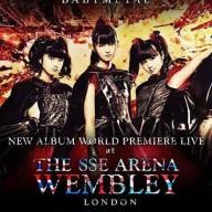 Babymetal Wembley 2016 poster