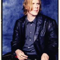 Photo of Jeff Healey. Photo credit Margaret Malandruccolo.