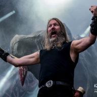 Amon Amarth (Tons of Rock 2016)