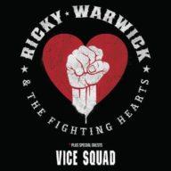 Ricky Warwick dates 2016