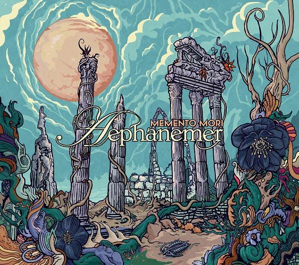 Album News: Enslaved, Aephanemer, New Device, Mammoth Weed