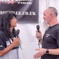 Me and Joey Belladonna 192