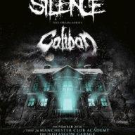 Suicide Silence Caliban UK 2016