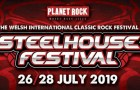 First four bands revealed for Steelhouse 2019