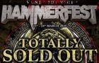 Hammerfest XI – final lineup revealed (inc day splits)