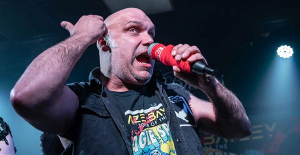 Gig Review: Blaze Bayley / Vice – Ivory Blacks, Glasgow