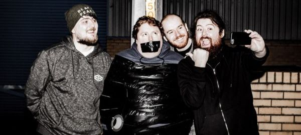 Band of the Day: Ruled By Raptors