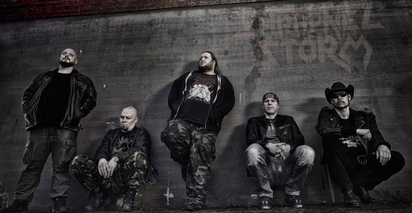 Band of the Day Revisited: Shrapnel Storm
