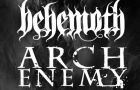 Behemoth, Arch Enemy and Carcass bring The European Siege to the UK/IRE in 2021