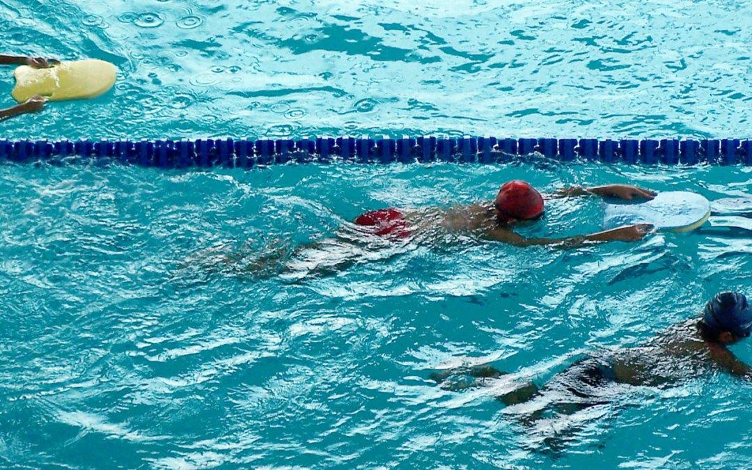 Godziny pracy basenu w czasie ferii