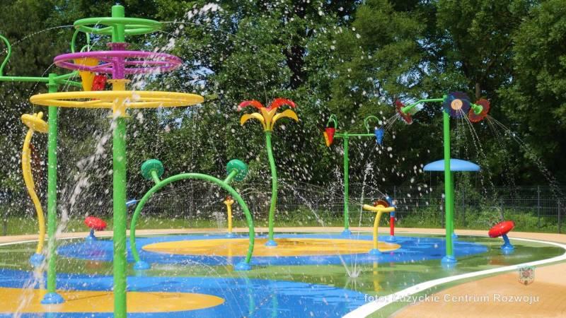 Wodny Plac Zabaw – Informacja