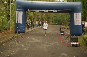 lubańskie biegowisko 13 I miejsce