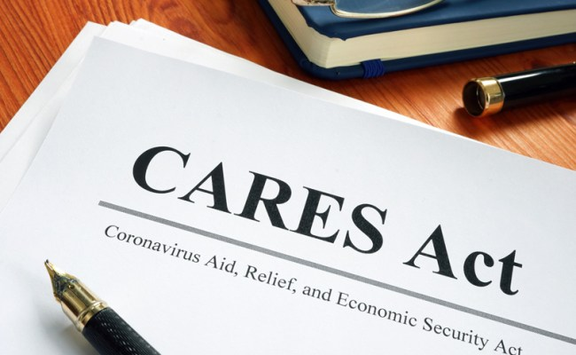 Cares Act And The Economic Stimulus Package For Americans