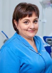 dr. Varga Krisztina  fog- és szájbetegségek szakorvosa