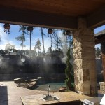 outdoor misting system houston tx