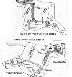 also kurt cobain fender jaguar wiring on fender super twin schematic kurt cobain fender jaguar wiring diagram [ 1248 x 1715 Pixel ]
