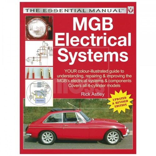 small resolution of mgb electrical wiring diagram free