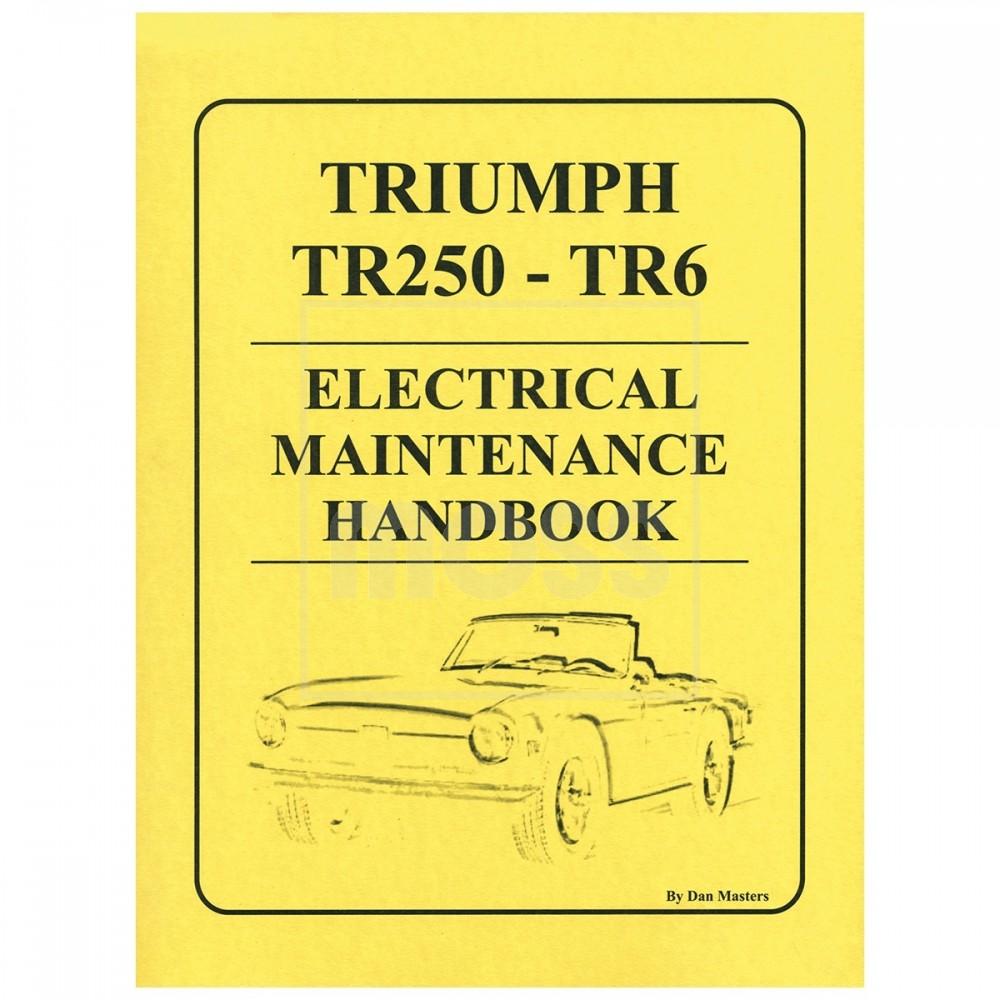 hight resolution of electrical maintenance handbook tr250 6tr250 wiring diagram 17