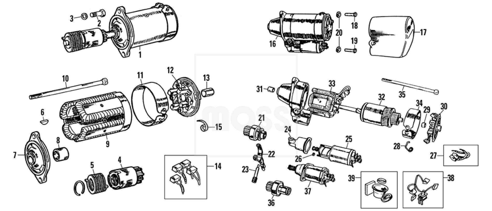Fuse Box Mazda Protege