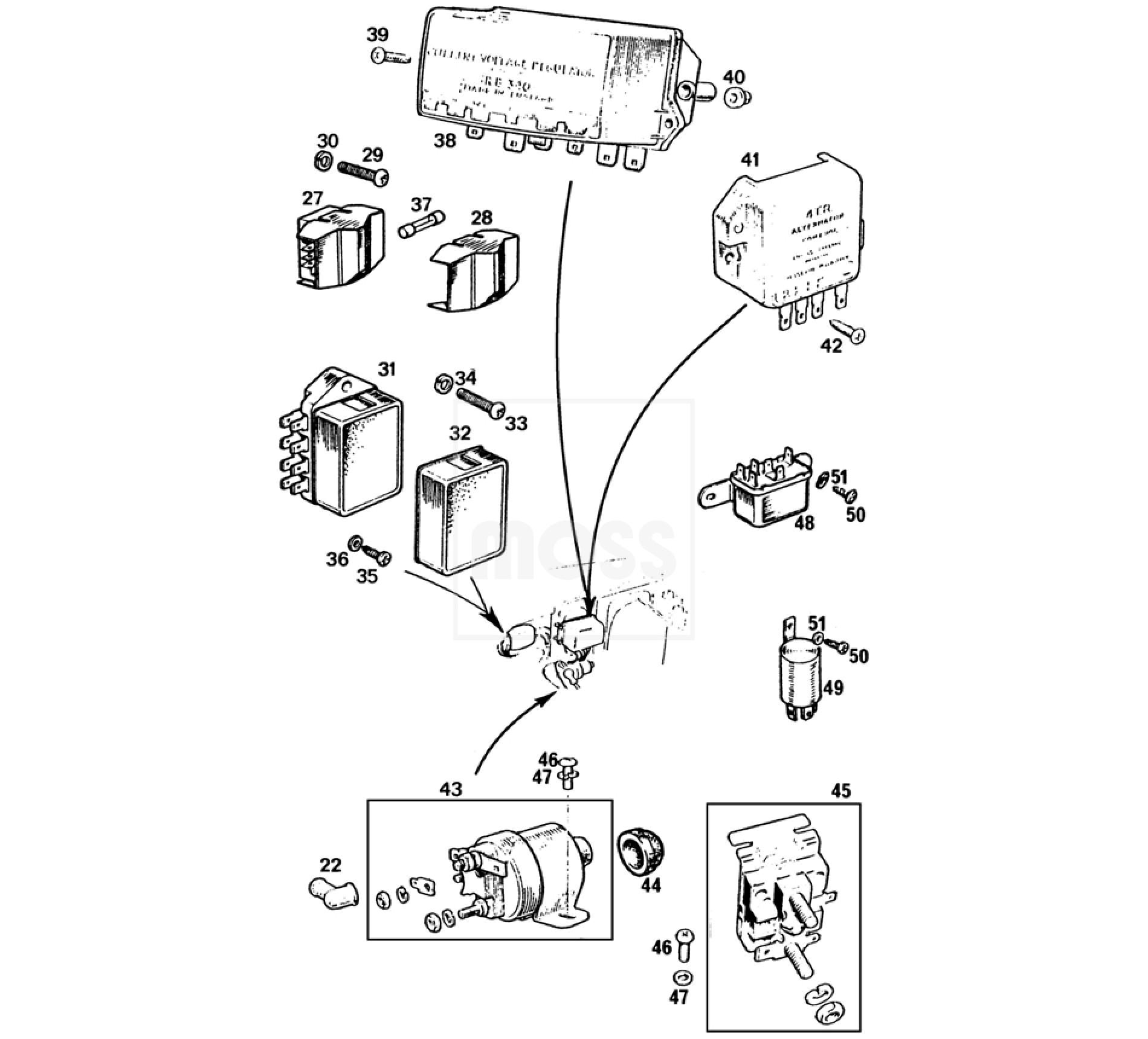 porsche 911 85 wiring diagram