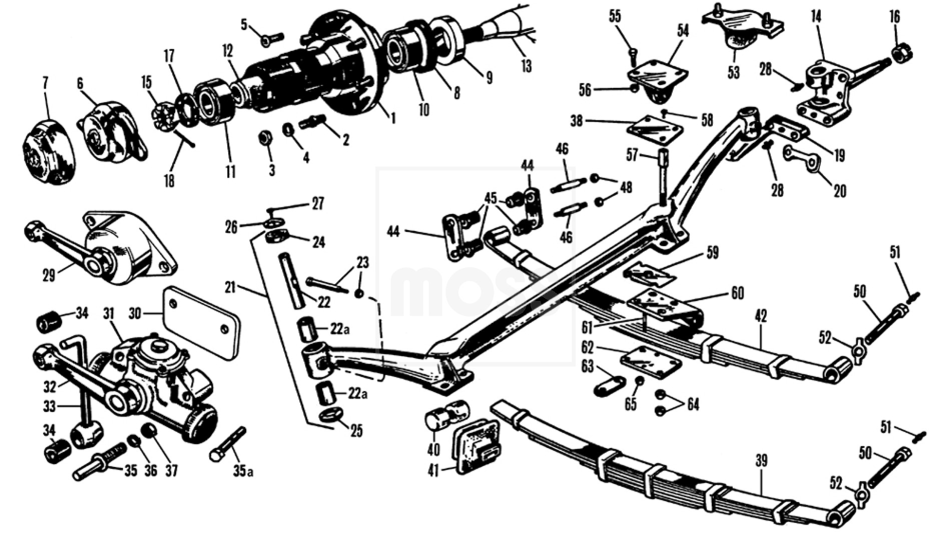 Fiat 1500 Wiring Diagram Also 500 Ford Fairlane Wiring
