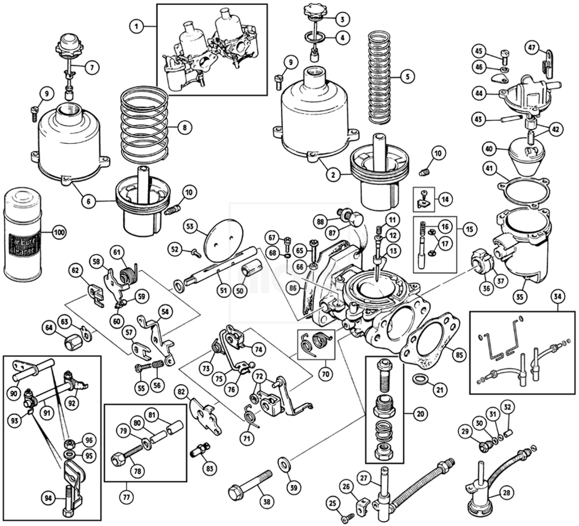 Carburettors Amp Components