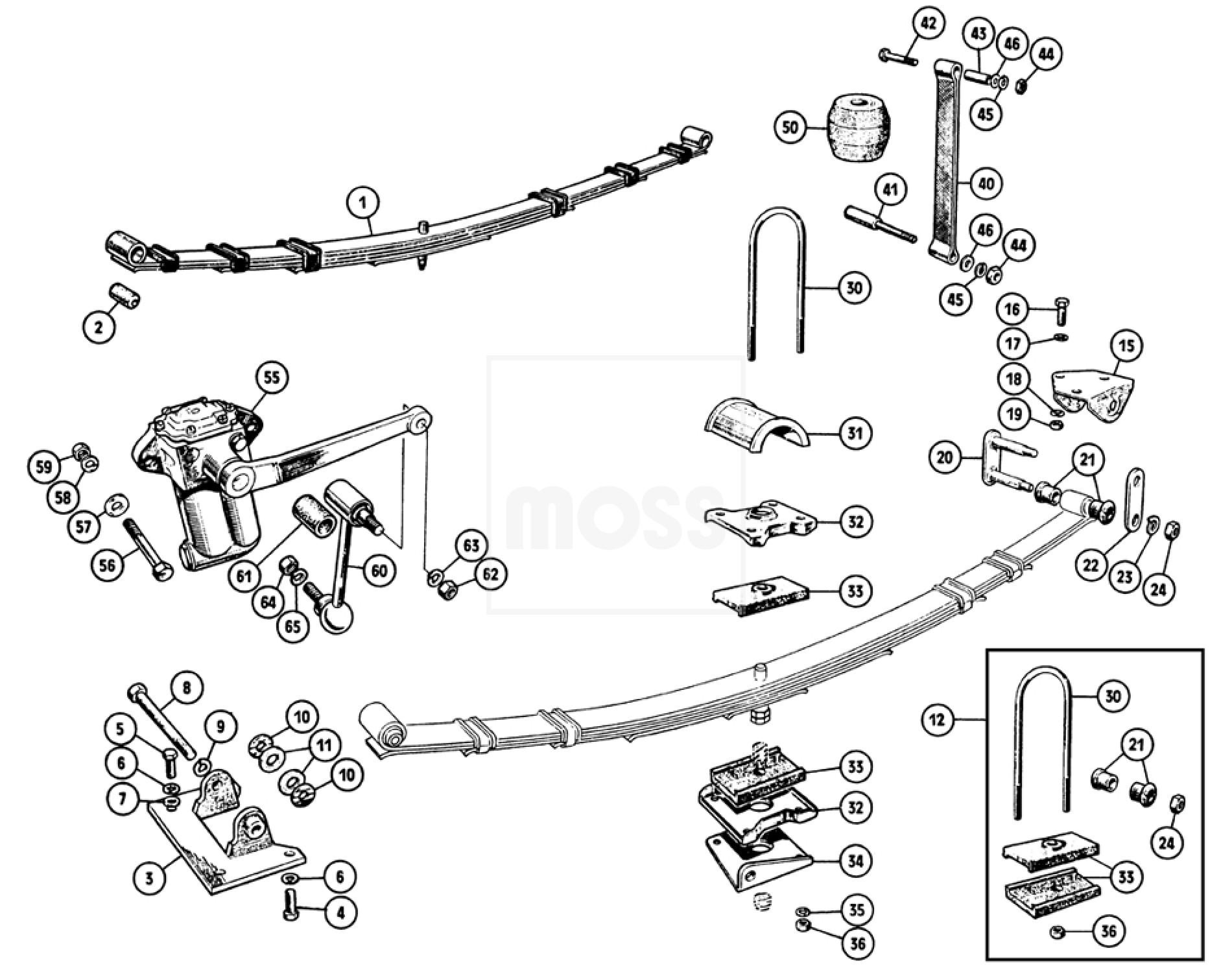 Austin Healey Sprite Wiring Diagram. Diagram. Auto Wiring