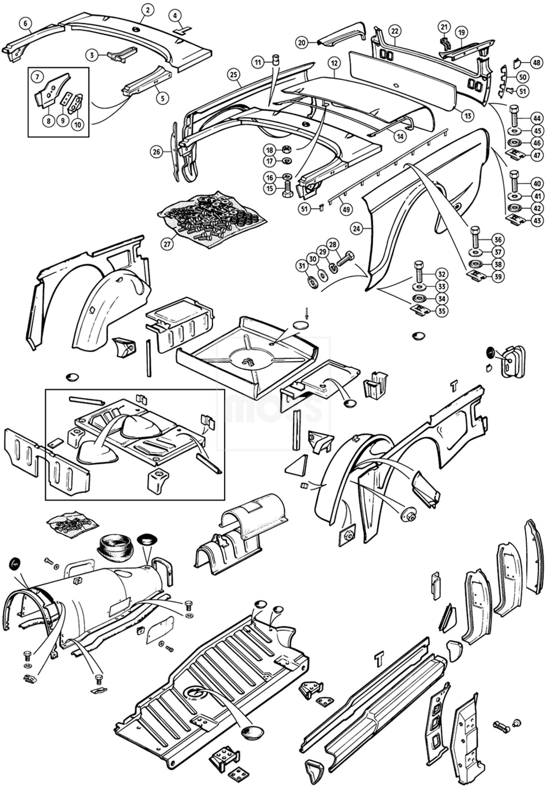 Street Rod Wiring Harness Kit. Diagram. Auto Wiring Diagram