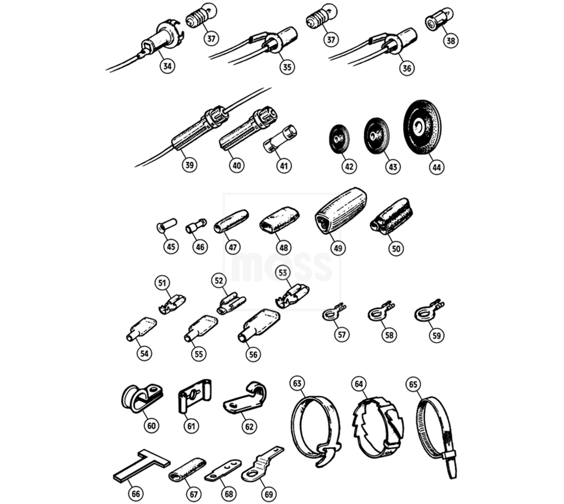 Connectors Amp Fittings