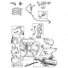 3 4 Mgb Wiring Diagram, 3, Free Engine Image For User