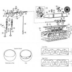 Triumph Tr4a Engine, Triumph, Free Engine Image For User