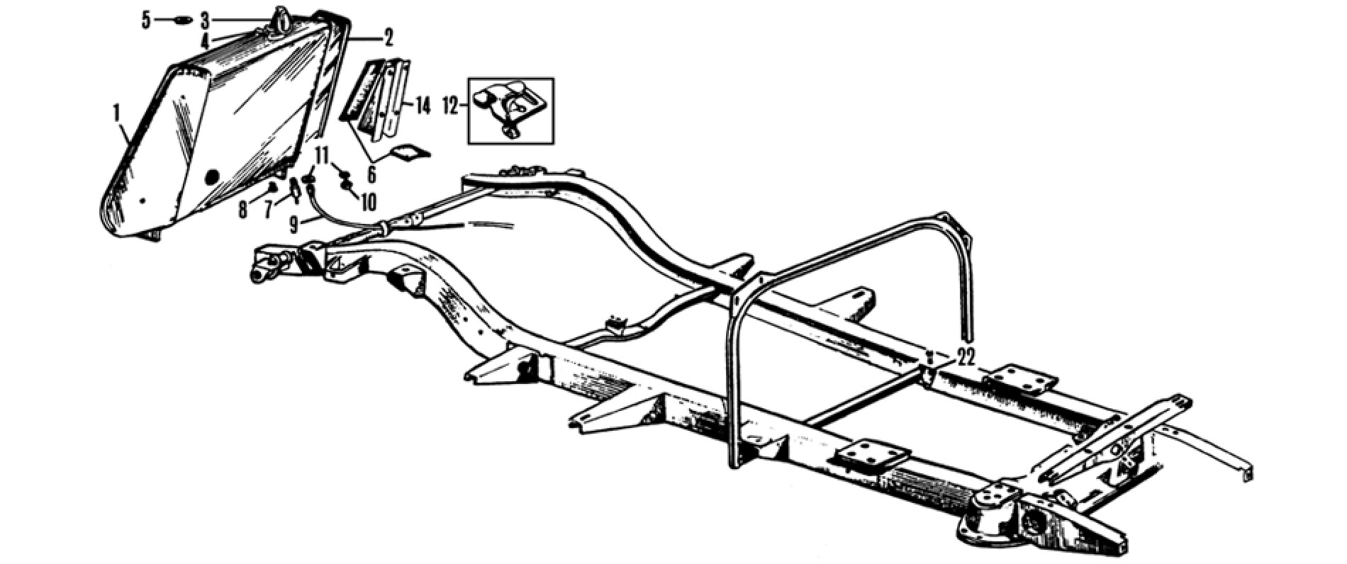 Fuel Tank Pipes Amp Pump