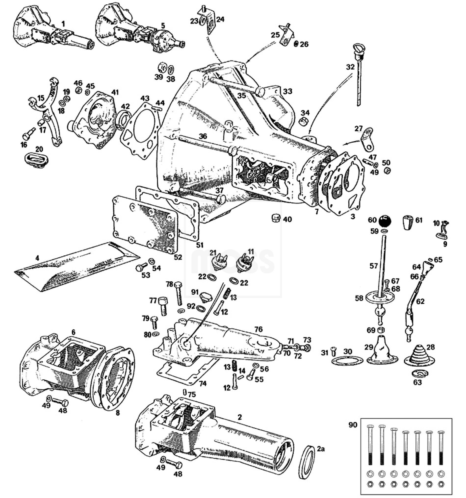 Mgb Overdrive Wiring. Parts. Wiring Diagram Images