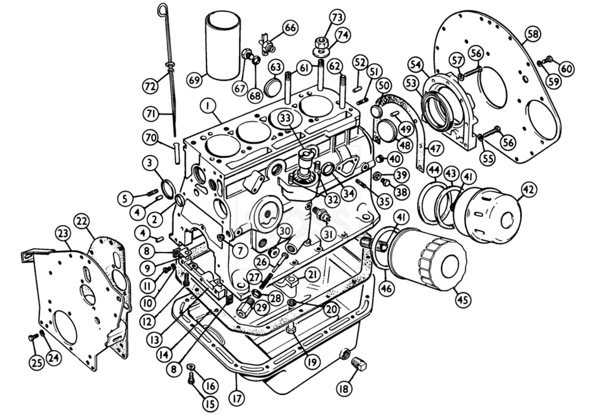 Mgb Engine Swap | Wiring Diagram Database
