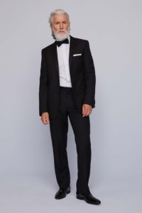 Mens Black Tie Suit & Tuxedo Hire | From 42 | Moss Hire