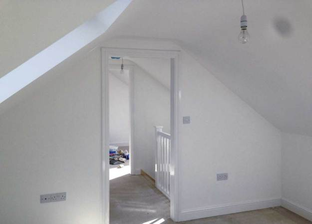loft conversions transform a roof space into a beautiful living space