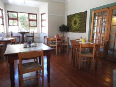 Breakfast Room - Mossel Bay Backpackers