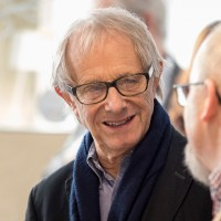 Film director Ken Loach shot for Bath charity The Woodworks Project