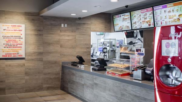 Burger King' Latest Design Trends