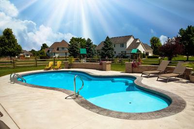Mossing Pools  Custom Swimming Pools  Toledo Ohio  Home