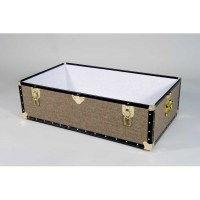 "36"" Small Coffee Table Trunk - Mossman Trunks"