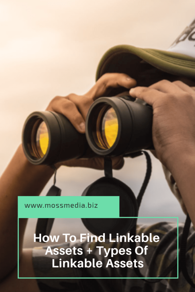 How To Find Linkable Assets + Types Of Linkable Assets