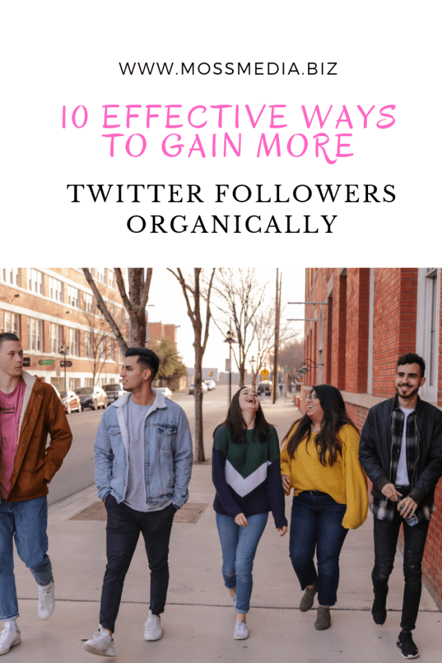 How to Gain Twitter Followers Organically In 10 Effective Steps