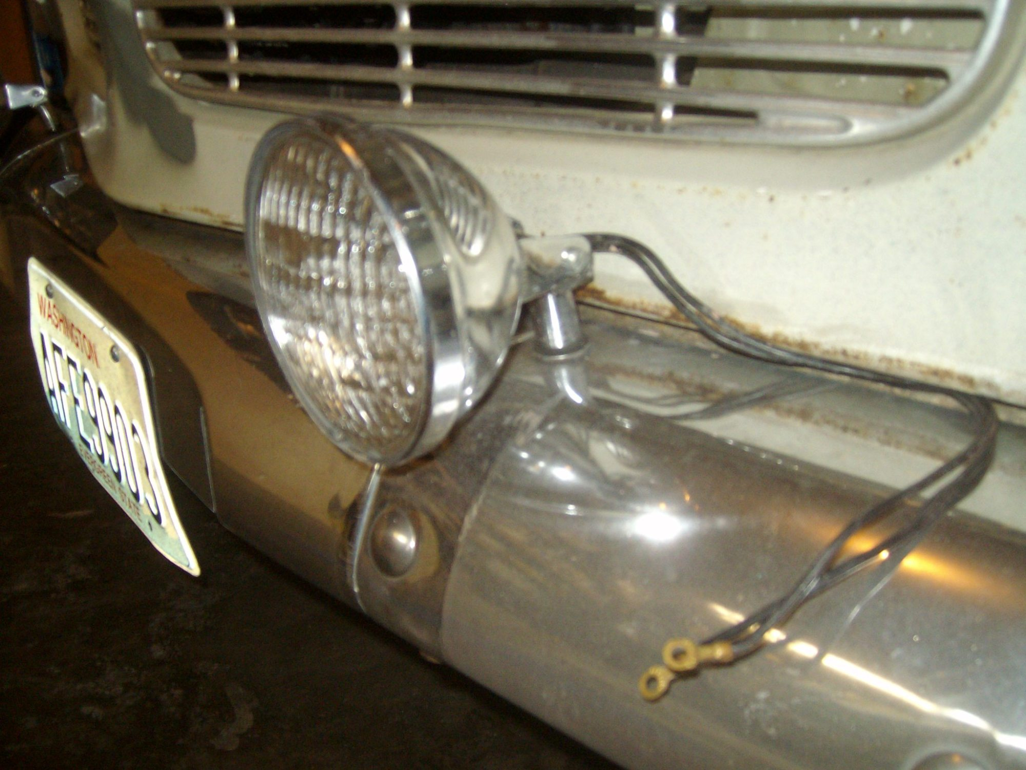 hight resolution of wire driving fog lights