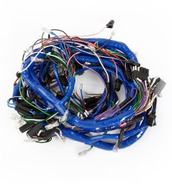 late harness pvc insulated wires with pvc wrapped cover [ 1200 x 1200 Pixel ]